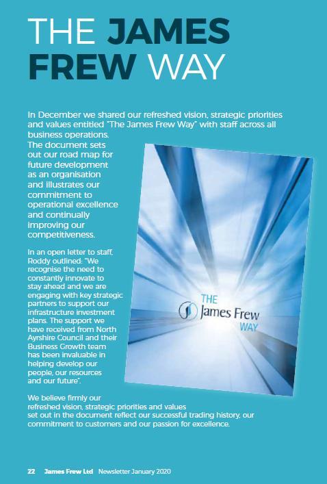 James Frew Ltd